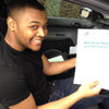 Aron from Maidstone passed 1st time!<br/><br/>