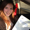 Well done to Becky on passing her test on 19th February 2013<br/><br/>