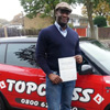 Hi My Names Christian I took my driving lessons with Topclass driving school and was taught by your driving                                 Instructor Darren Oliver. I would Just like to say that I have really enjoyed the services provided by                                 Topclass driving school and I have to commend Darren for instructing in a very professional but friendly                                 way that has given me the opportunity to pass my driving test first time without any struggles at all.                                 <br /><br />                                 Thank you Topclass and a big thank you to Darren<br/><br/><b>Christian</b>, Rainham Kent