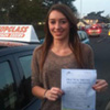Why not join Topclass driving school and pass first time like Ella did.<br/><br/>