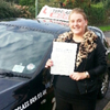 After 10 years of learning to drive on and off i have finally passed my driving test. Now being able to drive will make life so much easier.<br/><br/><b>Hayley Collins</b>, Maidstone Kent