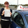 Having failed my driving test a few times when I was younger, I had lost a lot of my confidence in driving and hadn&rsquo;t driven for several years. This year, I wanted to try a new driving school, do an intensive course over a week, and finally pass the test. I contacted Topclass and I was immediately put in touch with Gillian, my instructor in Ipswich. She was really helpful right from the beginning, and we quickly sorted out an intensive course of lessons which fit into my schedule. Over the week Gillian was dedicated, positive, and extremely professional. I was nervous to be driving again, but Gillian was encouraging and kept me calm, and taught me everything I needed to know. I took my test on the fifth day of my intensive course, and I passed! I still feel like Gillian performed a mini-miracle!<br/><br/><b>Helena Moon</b>, Ipswich Suffolk