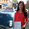 Irma took a 20 hour intensive course in a 2 week period as a follow up to previous driving experience to prepare her for her test. She has now booked to take the 'Pass Plus' course to improve her quality driving skills. Well done Irma.<br /><br />                                 Now the Journey to Work and and back will be so much easier this should really make a massive difference to you , and give you that all important independence.<br/><br/><b>Irma Maksvytyte</b>, Ipswich Suffolk