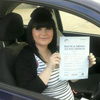 Jade,<br />passed Gillingham 15th Nov '12<br/><br/>