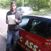 Thanks a lot Darren from Topclass driving school , I must say that I got my test passed because of Darren.                                 He is a very good Instructor and he taught me a lot of things which did help me a lot while taking my                                 test and after test as well . I am very confident after taking my lessons as now I am driving I could                                 feel the difference and improvement in my driving.<br /><br />                                 Thanks a lot Darren Kamran ali...local<br/><br/><b>Kamran Ali</b>, Grain Kent