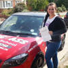 Now the journey to Strood Academy and back will be so much easier <span class='smileyFace'></span><br/><br/><b>Kate Morris</b>, Rochester Kent