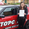 Hi my names Naomi I would like to say thanks to Topclass driving school and my driving instructor Darren I passed my driving test first time at Gillingham test centre today and I couldn't have done it without him, he was always happy and friendly and is a great instructor <span class='smileyFace'></span><br/><br/><b>Naomi</b>, Maidstone Kent