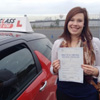 Hi I would like to say how much I have really enjoyed learning to drive with Michelle and Top class driving                                 school! from the start It has been an absolute delight. They've been friendly and flexible as well                                 as being affordable and easy. I would highley recommend them!<br/><br/><b>Zara Turvey</b>, Rainham Kent
