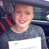 Well done to Zoe on passing her test today 18th February 2013 with Amanda<br/><br/>