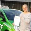 Hi I would like to say a big thank you to Topclass driving school and my driving instructor.                                 Keith I would just like to say THANK YOU for getting me through my driving and passing my test.                                 When I first started with you I was a nervous wreck but you quickly eased that.                                 You were so patient and very caring with my fears about driving.                                 You made me feel so comfortable and I found it really easy to talk to you, there was always a smile and                                 so much encouragement on my lessons with you that I built up a lot of confidence over the time you taught me,                                 which I so needed. even at the end you were so confident I was going to pass even though I didn't                                 think I would, and you were right, you were not just my instructor you also became a friend and I                                 would recommend you to anyone I know wanting to learn how to drive, your the best.                                 <br />                                 Once again a big THANK YOU xxxxxxxx<br/><br/><b>Celeste Bishop</b>, Gillingham Kent