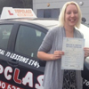 Massive thank you to my driving instructor Tim who is the best driving instructor!! I was so nervous and                                 had never driven before but he helped me relax straight away. I passed my test 1st time today and I could                                 not be more grateful, I would recommend Top class driving school to everyone they are the best driving                                 school!!! Xx                                 <br /><br />Thanks Tim<br/><br/><b>Claire Lategan</b>, Rochester Kent