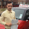 Hi my names David Hitchens I just wanted to say a big thank to Topclass driving school and my Driving                                 Instructor.  Michelle thank you for all your help with passing my test, you are a really good instructor.                                 I would recommend you to anyone I really enjoyed the lessons. You gave me a lot of encouragement and it                                 helped a lot you are a very kind and friendly person too, I will miss my driving lessons with you, thanks                                 and take care.<br/><br/><b>David Hitchens</b>, Chatham Kent