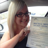 I Would like to say I am so pleased I passed my driving test today with Amanda                                 from Topclass Driving Schools Gillingham. I passed first time with only two                                 minors – I can now drive my car all on my own. I would highly recommend                                 Topclass Driving Schools Gillingham and Amanda to Any one Wanting to Take                                 Driving Lessons.                                 <br />                                 Thanks Amanda for helping me to do it.<br/><br/><b>Jessica Bird </b>, Rainham Kent