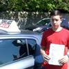 "Hi my name is Nathan Stevens I passed my driving test on Friday the 3rd of May                                 ""I am so pleased I went to Topclass Driving School my driving instructor was Andy rogers he was reliable and very patient which was nice after another school that I had been with had mucked me about a lot. Andy helped me to pass my test 1st time which I was very pleased about.""                                 <br />                                 Thanks Andy<br/><br/><b>Nathan</b>, Maidstone Kent"