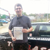 Hi my names Steve durrant I passed my Test yesterday in Gillingham first time with Topclass driving school                                 and would like to say a big thank you to my driving instructor John he was Professional, punctual and                                 structured, a great  learning package he was a responsive and personable instructor, thanks again John.                                 I would recommend you and Top Class to anyone.                                 <br /><br />                                 John give me a shout if you're ever in town and I'll buy you a drink<br/><br/><b>Steve Durrant</b>, Sittingbourne Kent